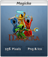 Magicka - Icon by Crussong