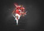 Luis Nani Wallpaper 2011 by OmarMootamri