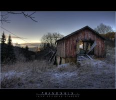 Abandoned - HDR by sxy447