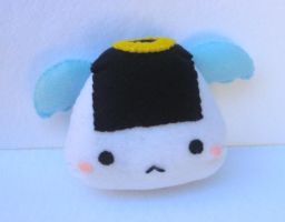 Angel Musubi Plush by PinkChocolate14