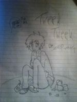 Tweek  by americaneulogy23