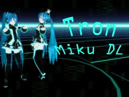 Tron miku dl by Animaniacanimemaster