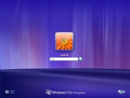 WVista Retrophase Login for XP by RaulWindows