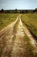 russian road by amelyshato