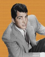 Dean Martin Check Suit Color by ajax1946