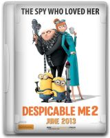 Despicable Me 2 by itripto1234