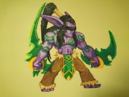 Illidan HotS #2 - Complete by MagicPearls