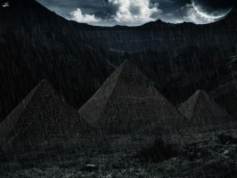 Pyramids by s3cTur3