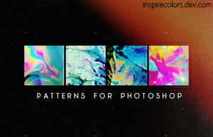 Wonder |10 patterns by Inspirecolors