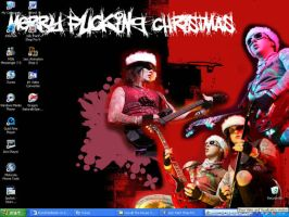 Merry Fucking Christmas SP by Razorblade666