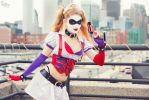 Harley Quinn by EnchantedCupcake