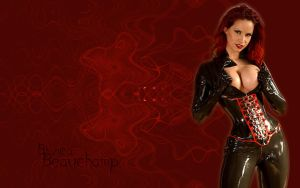 Bianca Beauchamp Wallpaper by Swatmax