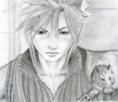 CLOUD STRIFE by power-junky