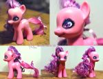 Velvet Starlight - Custom Pony Repaint by MaGeXP