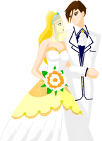 Wedding Stella and Brandon by Beatrice-Dragon-Team