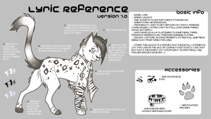 Lyric Reference 1.0 by Nekoori