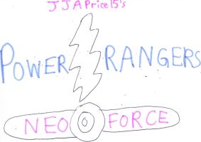 Power Rangers Neo Force by jacobyel