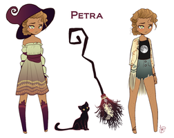 [CLOSED] Petra .:. Oak Hollow Coven by WesternSpice