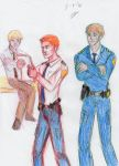 Galloway, Gates And Vaughan by shadow-inferno