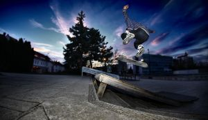KicKFliP IV by Ghostsk8ter