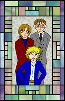 Young Jean and His Brothers by theginga