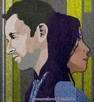 Papercuts : Elementary by melanippos