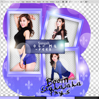+Pack Png Nine Muses|Sungha by KarmaButterflyLove
