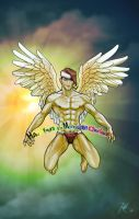Xmas Angel updated by RobSaint
