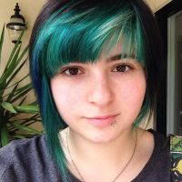Green Hair ID by Mischief-Moose