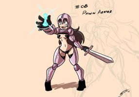 #08 - Pawn Armor by FBende
