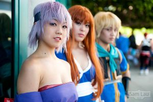 Dead or Alive: Line Up by camilliette