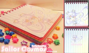 Sailor Cosmos Rainbow Journal by Kalisama