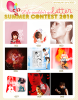 Super Junior Icon Contest by shineunki