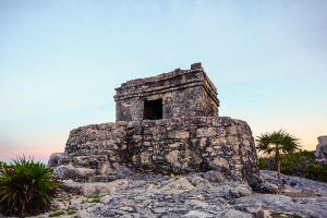 Tulum Ruins Stock by little-spacey