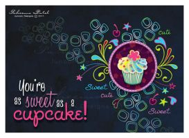 Junoon: Sweet as a Cupcake by FaMz