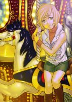 Silent Hill 3 - Carousel by Loli-King