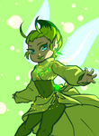 AT: Celebi by Mad-Mustache