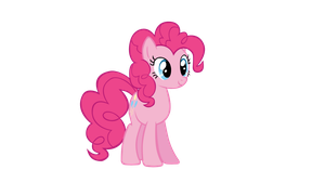 Pinkie Pie Lineart By Ikillyou121 Coloured by Deathirst