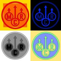 MCR logo mixed up by SWPoisonBite