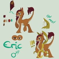 Meet your faithful artist Ericspetz by EricsPetz