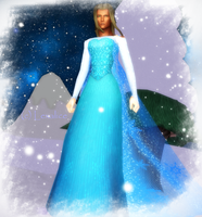 The REAL Snowqueen by Lexalice