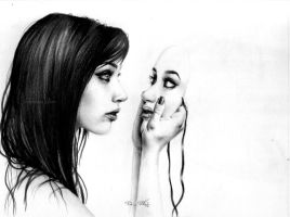 Two Faced. by R-becca