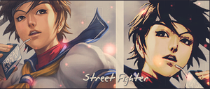Street fighter by Posianino