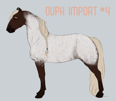 Import Number Four by oleanderhawkmoth