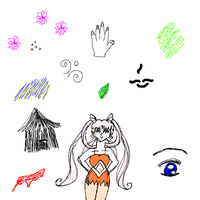 Tablet Doodles by puff222001