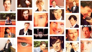 Benedict Cumberbatch wallpaper 38 by HappinessIsMusic