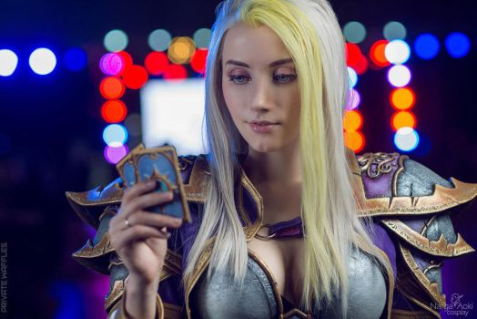 Jaina Proudmoore - Well played by Narga-Lifestream