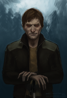 Deucalion by brookpii