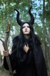 Maleficent III by mysteria-violent