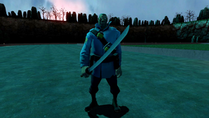 Samurai Deathsypclaw another info by DarkWingSanity